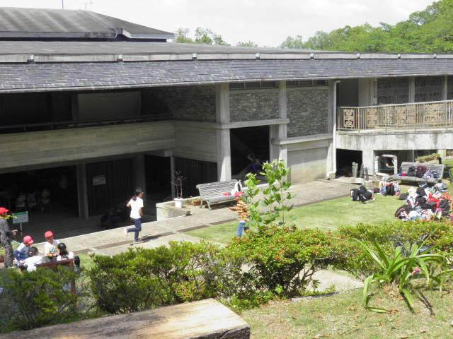 和歌山県立紀伊風土記の丘公園でココナッツマットを採用頂いています