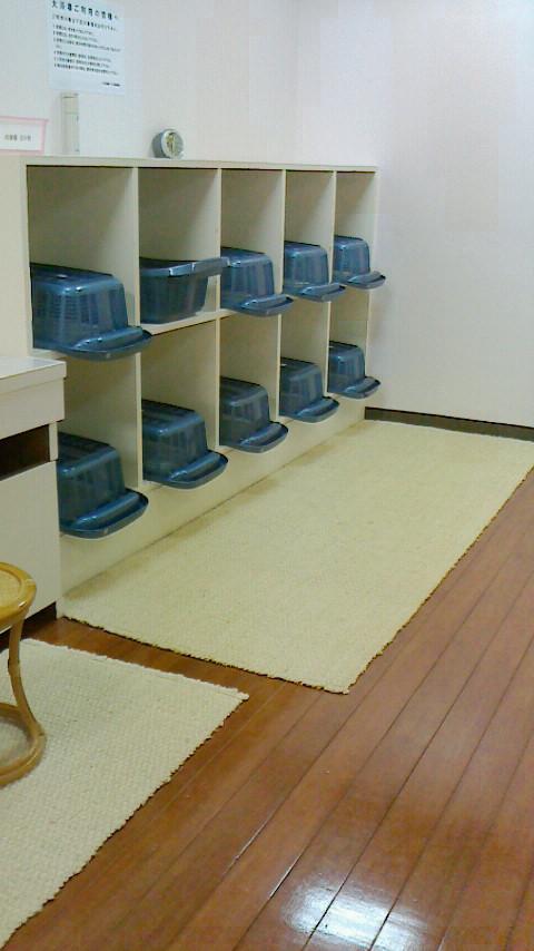 マンションの浴室入口に長いサイズ物を2枚ご利用頂いております