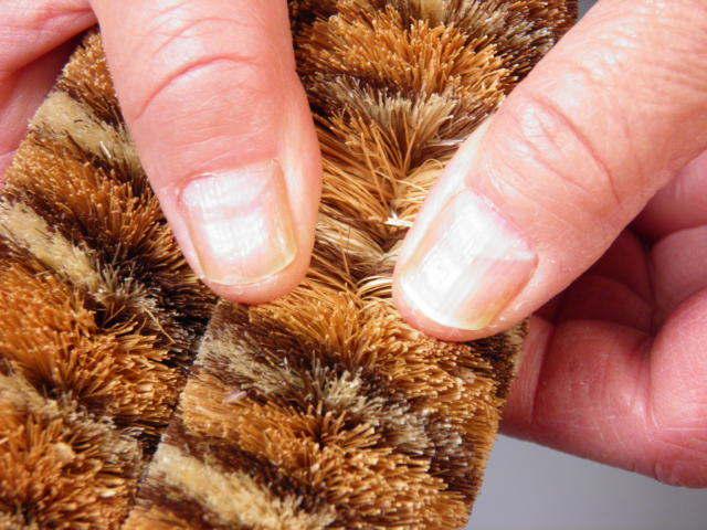 天然繊維のミックスで体への抵抗が少ない
